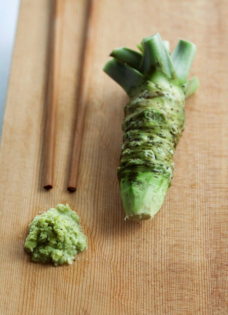 Wasabi seed